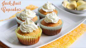 jackfruit cupcake