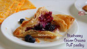 blueberry cream cheese pastry